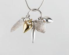 Fruit Cluster pendant by Rachel Jeffrey - http://racheljeffrey.co.uk/product/all-pendants/fruit-cluster-2/