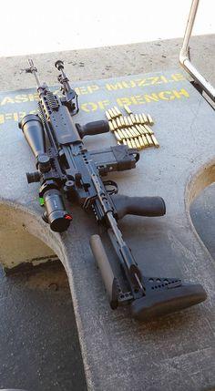 lookatmyguns: M1A 7.