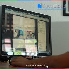 Hoy lunes así trabaja nuestro departamento de Diseño...  Contáctanos: *info@sacscloud.com *01 800 700 SACS  #SACSsimplificaTuVida