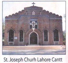 St.Joseph Church Lahore Cantt