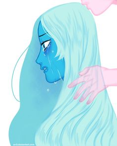 Blue Diamond and Pink Diamond :SU: by Arr3 on DeviantArt
