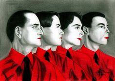 Kraftwerk. Photo courtesy of…