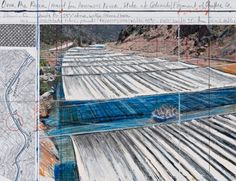 Monumental Installation over the Arkansas River | Christo and Jeanne-Claude – Arch2O.com