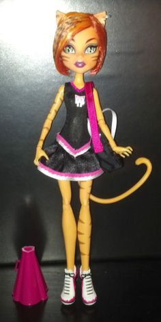 MONSTER HIGH FEARLEADING SQUAD TORALEI
