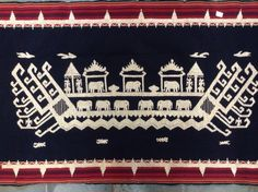 46 Best Tapis Lampung Images Carpet Indonesia Ethnic