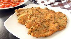 POLLO EMPANADO. Descubre ahora mismo como hacer un pollo apanado, pollo empanizado o pollo apanado mucho mas sabroso agregando un par de ingredientes secretos #Recetas #Lacocinadelila