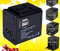USB output:5V, 1A   OR 2.1A