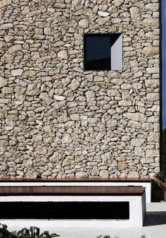 stonework & window detail