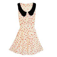 Bonne Chance Collections — The Alexa Lucky Ladybug Dress