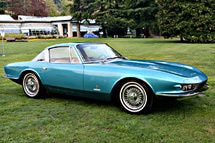 The Shape of Vettes to Come - Corvette Concept Prototypes from 1953-1970: 1963 Corvette Rondine Concept