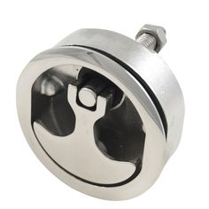 """Whitecap Compression Handle - 316 Stainless Steel - Non-Locking - 3"""" OD"""