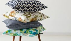 Hertex Fabric's fresh new range of ready-made scatter cushions Scatter Cushions, Throw Pillows, Hertex Fabrics, Colour Board, Color, Industrial Interiors, Magazine Design, Interior Inspiration, Fresh