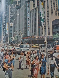 New York City, 1970