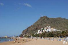 Discover Spain : Canary Islands, Tenerife best beaches Canary Islands, Tenerife, Cool Places To Visit, Trekking, Beaches, Dolores Park, Spain, Europe, City
