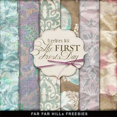Sunday's Guest Freebies ~ Far Far Hill⊱✿-✿⊰ Join 5,500 others. Follow the Free Digital Scrapbook board for daily freebies. Visit GrannyEnchanted.Com for thousands of digital scrapbook freebies. ⊱✿-✿⊰