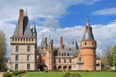Chateau de Maintenon, Francia