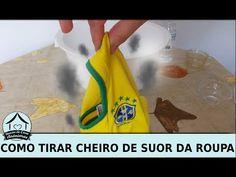 COMO TIRAR MANCHA DE SUOR - A Dica do Dia - YouTube