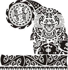 manaia maori tattoo - Pesquisa do Google