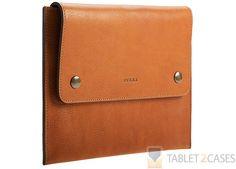 Fulki Apple iPad 1/2/3/4/Air Handmade Leather Sleeve