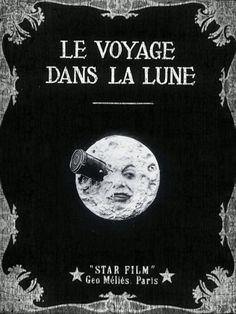 Le voyage dans la lune ... Melies <3