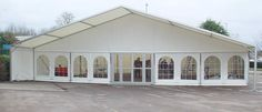 Exhibition marquee hire in Gloucestershire, Bristol & The South West