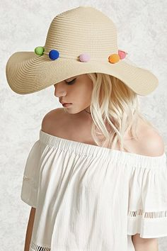 Top off your new outfit with the perfect hat to match. Browse women's hats from Forever 21 and find caps, beanies, fedoras, and more.