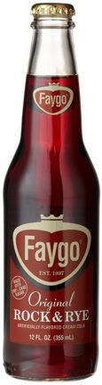 If you heard of Faygo or even drank it, you might be from Michigan (or lived there). Love the look of the bottle