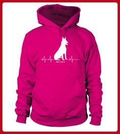 Hunde Malinois Herzschlag - Hunde shirts (*Partner-Link)