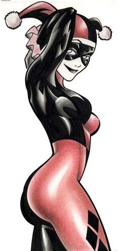 Harley Quinn by Harry Candelario