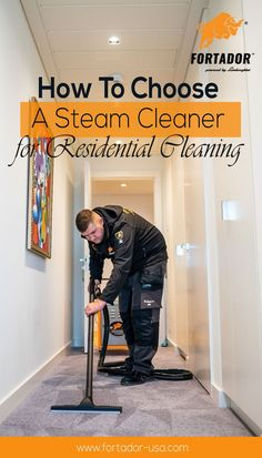 The best way to sanitize your customers' homes and retain their business is through low-moisture superheated steam. Residential Cleaning, Steam Cleaners, Cleaning Business, Home Appliances, Homes, Good Things, House Appliances, Houses, Appliances