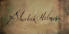 Sherlock Holmes - End Title Sequence. Design by Henry Hobson, Simon Clowes with additional illustration by Lisa Bolan Sherlock Tattoo, Detective, Holmes Movie, Elementary My Dear Watson, Jeremy Brett, Guy Ritchie, Graphic Projects, Title Sequence, 221b Baker Street