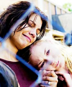 Beth's death was one of those tear jerkers. The talking dead with her afterwards was also