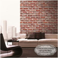 Style with Stone_Therapy 53102 Elegant Bricks wallpaper
