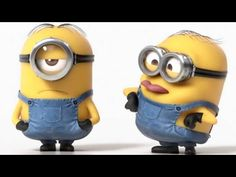 MINIONS Fart... and Fart again... - YouTube