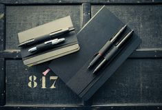 Moleskine - myMoleskine - DIY Attachable Pen Holder