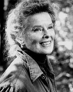 "Katharine Hepburn in ""On Golden Pond"" 1981"