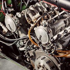 MOTO GUZZI V8. Photo by Phil Aynsley