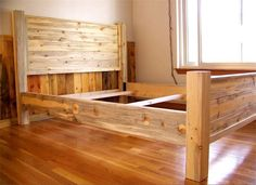 Rocky Blue Woodworks - Cabinets, Beds