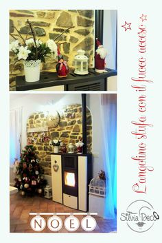 Decorazioni di Natale http://silviaefamilydeco.blogspot.it/