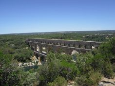 Francia Pont du Gard