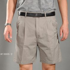 Sale 23% (15.49$) - Summer Men Five Pants Shorts Business Casual Loose Straight Shorts