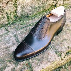Ryo Hosokawa(@bespokemakers):「 Perticone di Seiichi Yoshimoto @perticone_official Japanese Bespoke Shoemaker based in Rome… 」