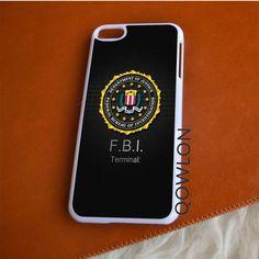 FBI Logo iPod Touch 6 | 6TH GEN Case
