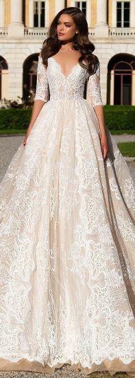 Wedding Dress by Milla Nova White Desire 2017 Bridal Collection - Angelina 1