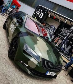 - The Effective Pictures We Offer You About car and motorcycles A quality picture can tell you many - Automotive Upholstery, Automotive Decor, Toyota Sequioa, Camo Truck, Skoda Superb, Vw Cars, Car Painting, Car Wrap, Custom Cars
