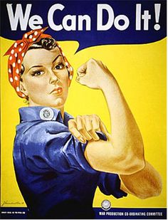 ~~Yes we CAN!!~~Young women...continue the journey your Mother, Grandmother, Aunt and Sisters have started~~We fought hard~~You do the same for there is still much to be accomplished in the fight for equality!~~