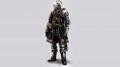 Elite Knight Set, Dark Souls - Good inspiration and reference.