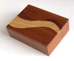 Double curves box 57 by KevinWilliamson on Etsy, $60.00