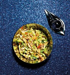 Cavatelli con broccolo romanesco e acciuga