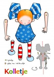 151 Best Diy Paper Dolls Images On Pinterest Paper Puppets Paper